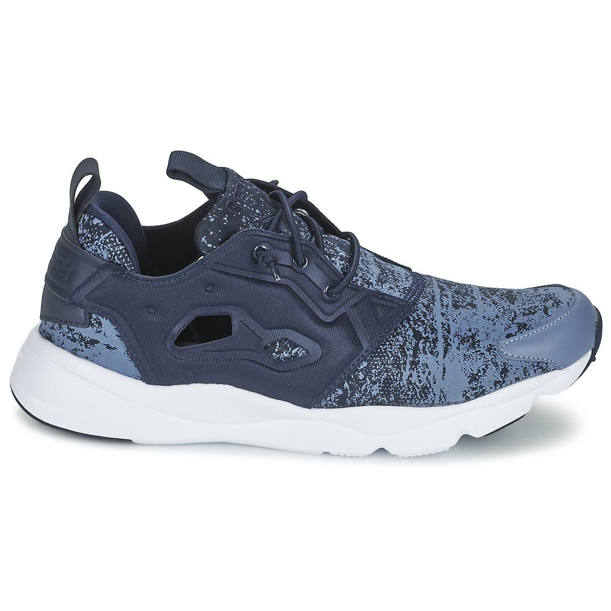 e45b0950df5ba6 Reebok - Blue Furylite Jf Shoes (trainers) for Men - Lyst. View fullscreen