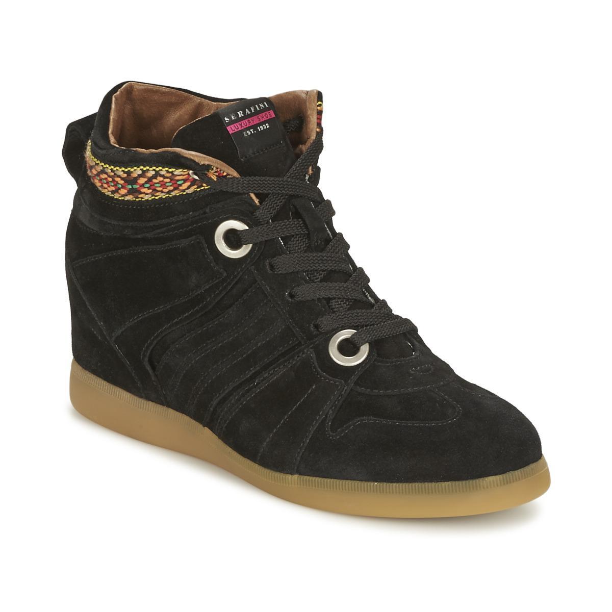 FOOTWEAR - High-tops & sneakers Serafini Manhattan T22Twl