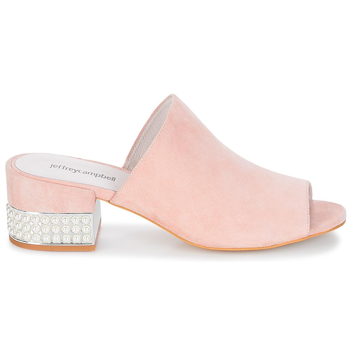 1841bfb34d2 Jeffrey Campbell Arcita Mules   Casual Shoes in Pink - Lyst