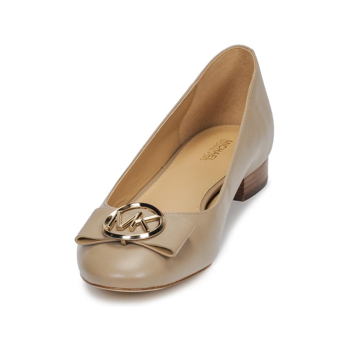 9f472641c MICHAEL Michael Kors - Natural Marsha Shoes (pumps / Ballerinas) - Lyst.  View fullscreen