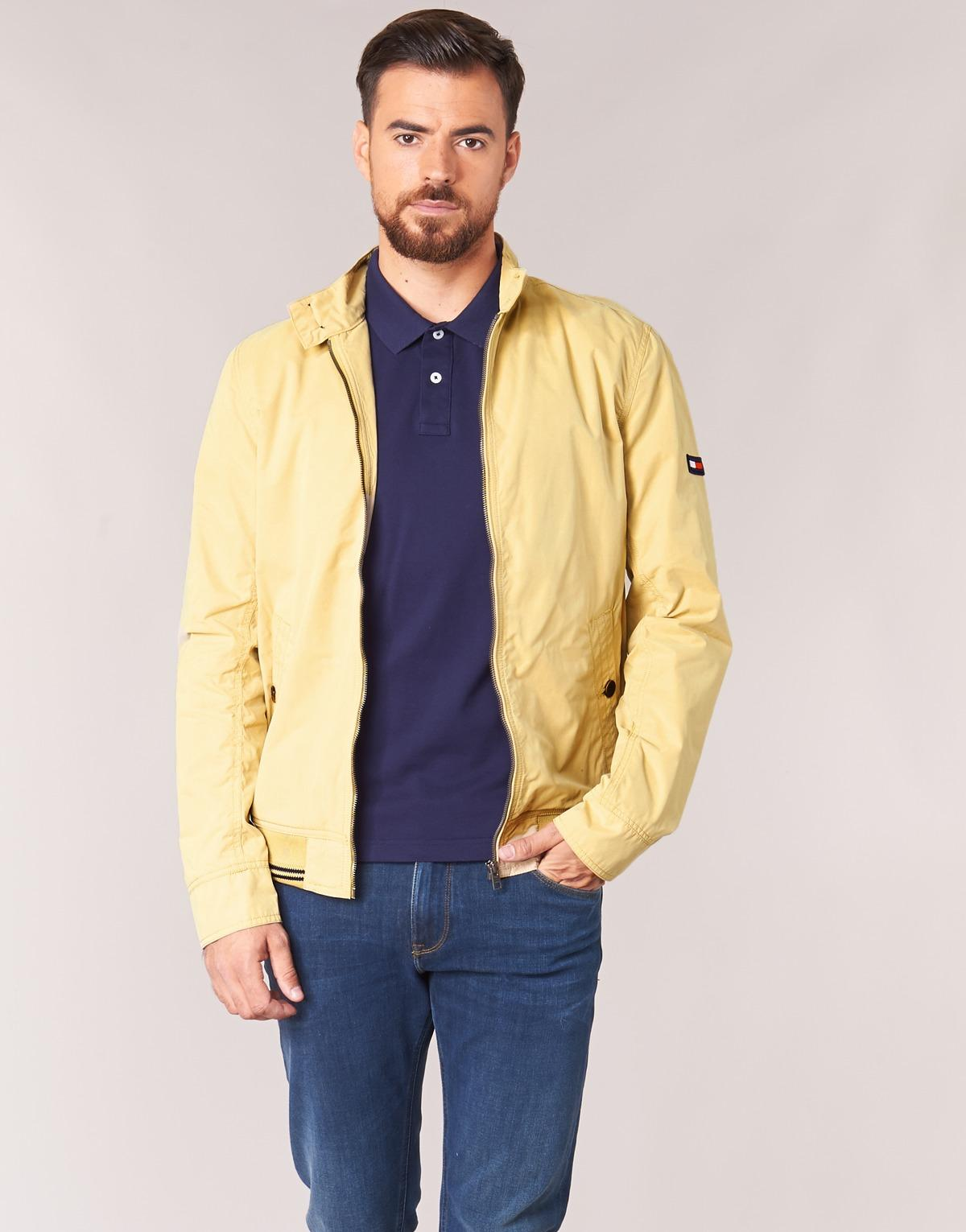 2aac81a1788 Tommy Hilfiger Thdm Basic Harrington Jacket in Natural for Men - Lyst