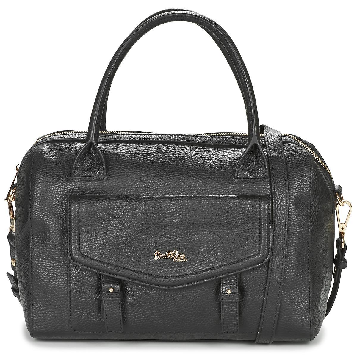 Paul Joe Women S Black Caetan Handbags