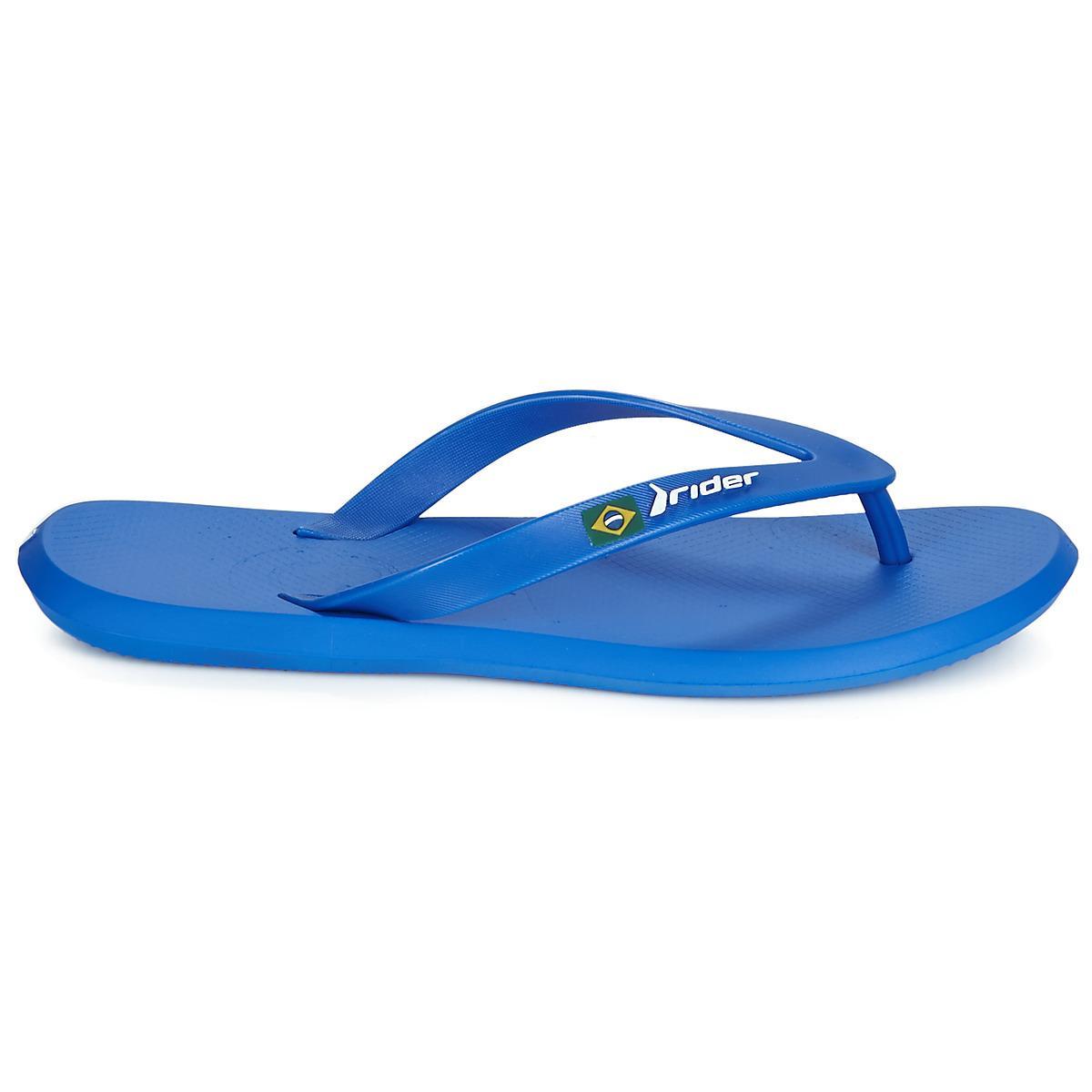 15935464c1f027 Rider - Blue R1 Flip Flops   Sandals (shoes) for Men - Lyst. View fullscreen