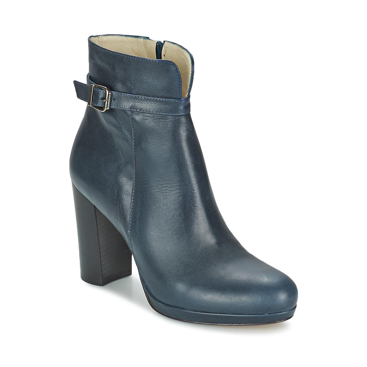 Latest Betty London Grazi Ankle Boots Black For Women Clearance