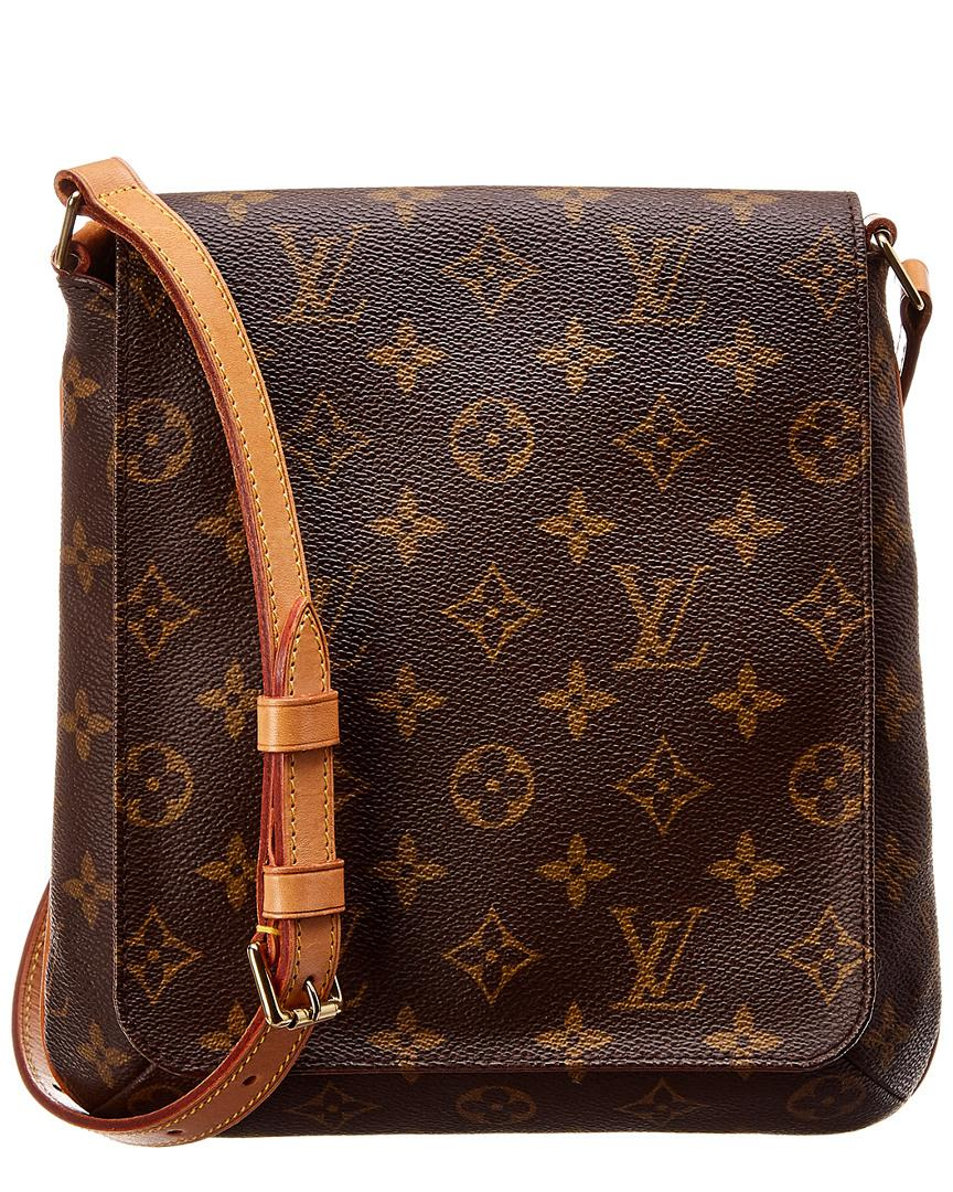 Louis Vuitton Monogram Canvas Musette Salsa in Brown - Lyst 0e14e02779130