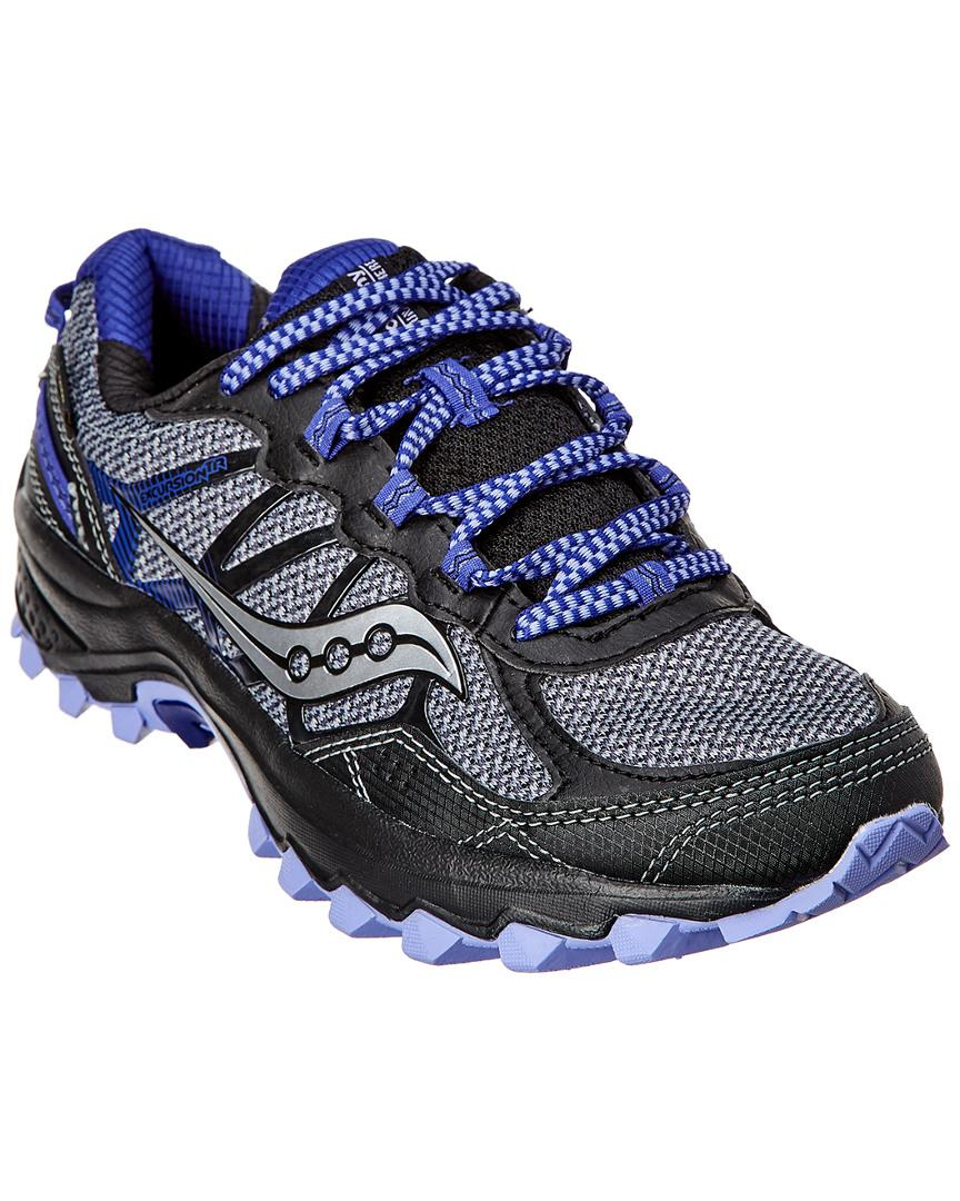 bc6df3ed4bfb Lyst - Saucony Excursion Tr11 Gtx Trail Running Shoe in Gray