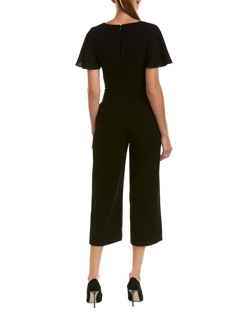 5ea48ec036ac Lyst - Tahari Tahari Asl Jumpsuit in Black