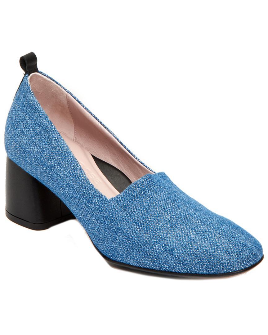 e855b6c520a1 Lyst - Taryn Rose Taryn Rose Ciana Pump in Blue - Save 33%