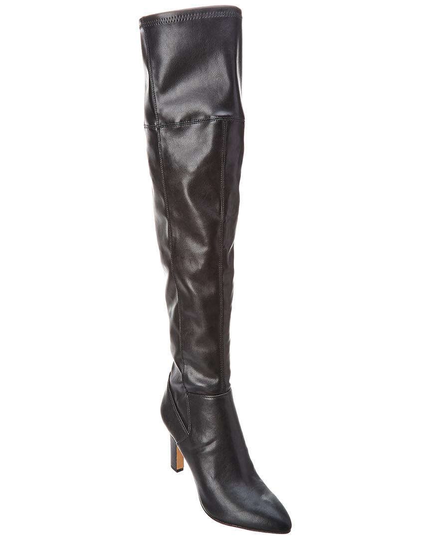 4dd0d50c780 Franco Sarto Katie Over-the-knee Boot in Black - Lyst