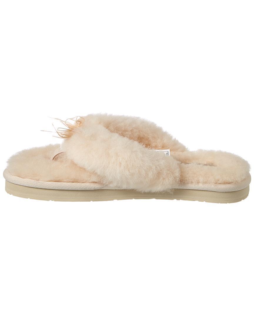 b53c88767af Women's Natural Fluff Flip Flop Iii