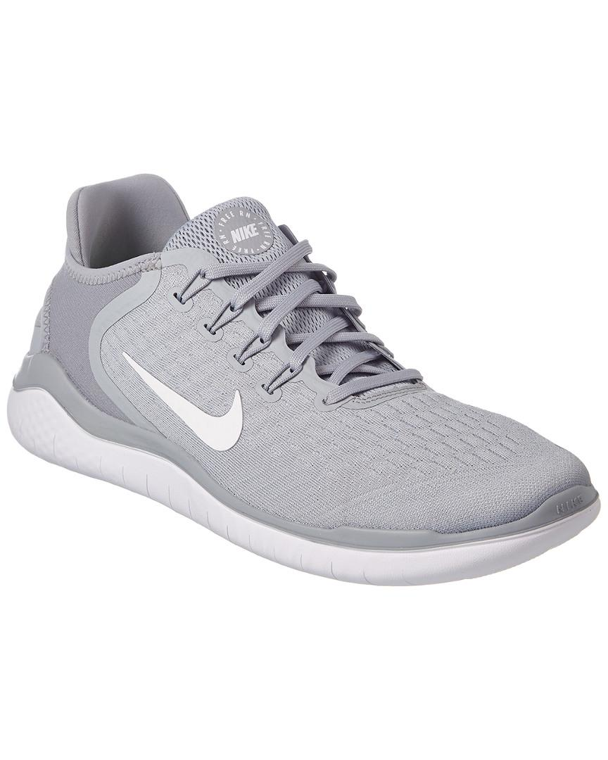 0d1011bcf600 Nike - White Free Rn 2019 Mesh Sneaker for Men - Lyst. View fullscreen