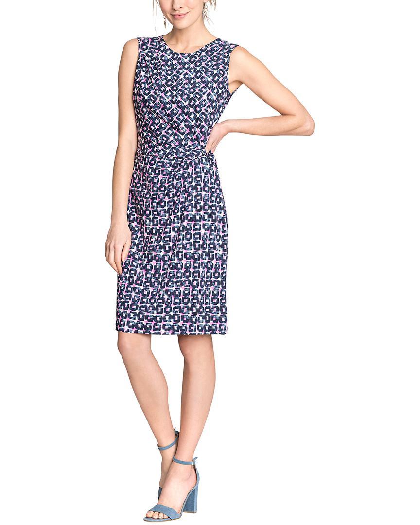 e0f6dec0a65 Lyst - NIC+ZOE Dress in Blue - Save 58.333333333333336%