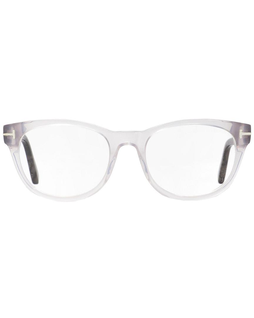 fe4a9f1206 Lyst - Tom Ford Unisex Tf5433 53mm Optical Frames for Men