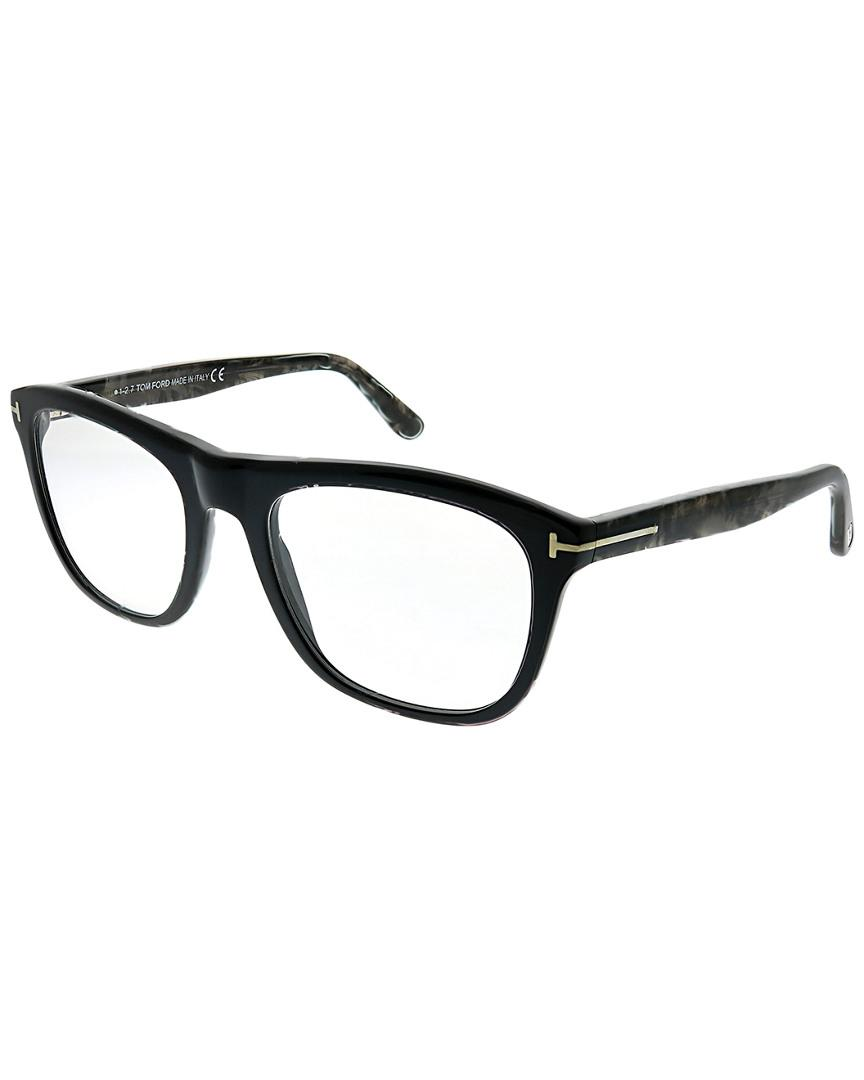 8835522cd8 Tom Ford Rectangular 56mm Optical Frames in Black for Men - Lyst