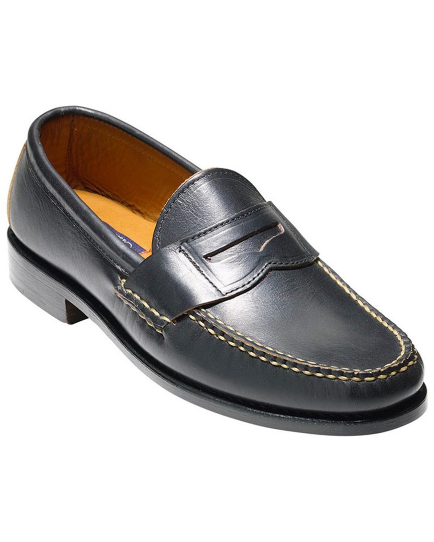 334ce54d408 Lyst - Cole Haan Pinch Leather Loafer in Black for Men