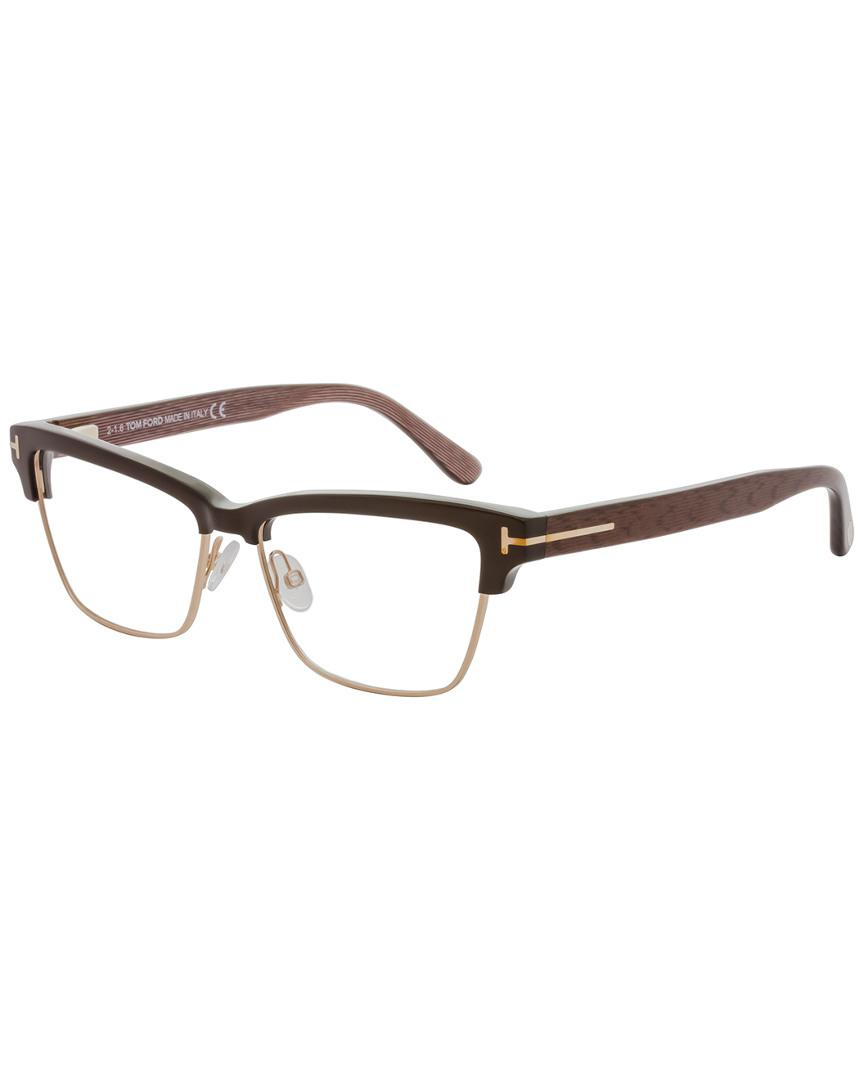 edf32add118b Tom Ford - Brown Ft5364 Optical Frames - Lyst. View fullscreen
