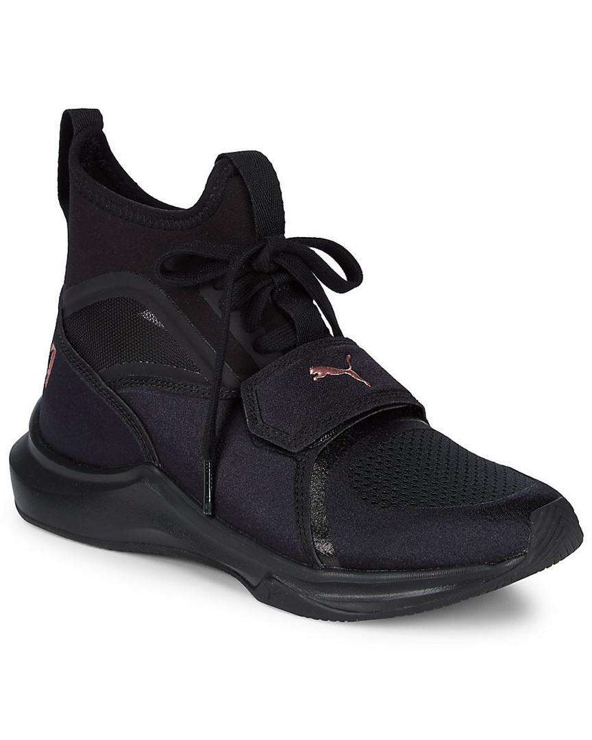 Lyst - PUMA Phenom Training Shoes in Black 7d46b9f33