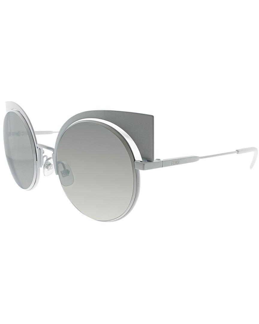147d8f9876 Fendi. Women s Ff0177s 53mm Sunglasses