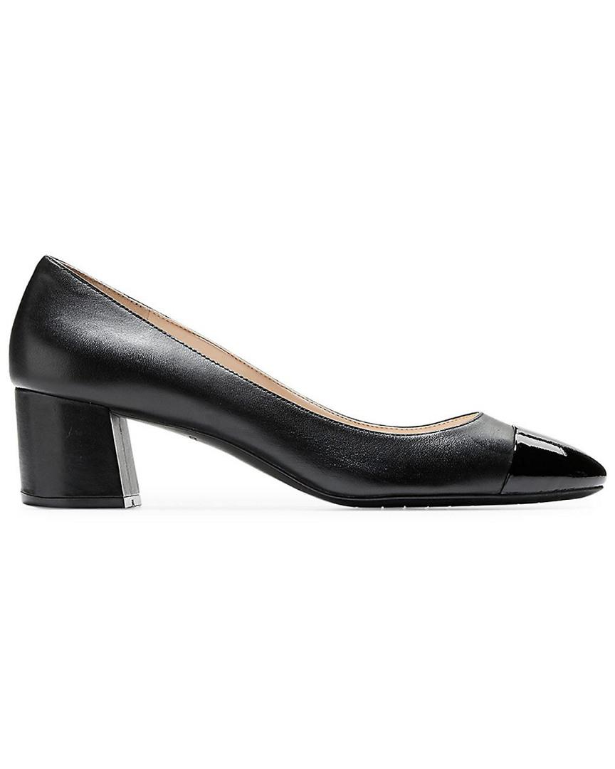 9dfadfc119d Women's Black Dawna Leather Pump