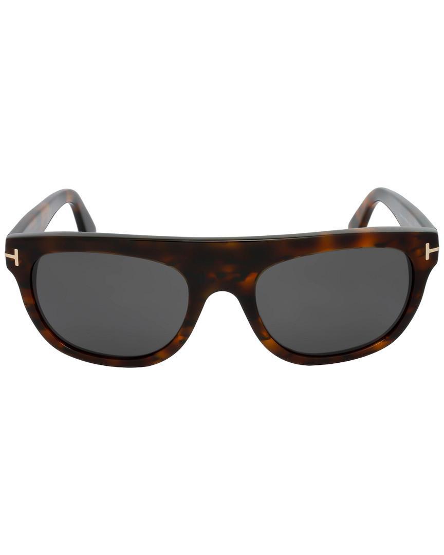 cc82ce044c18 Lyst - Tom Ford Ft0594 55mm Sunglasses in Black for Men