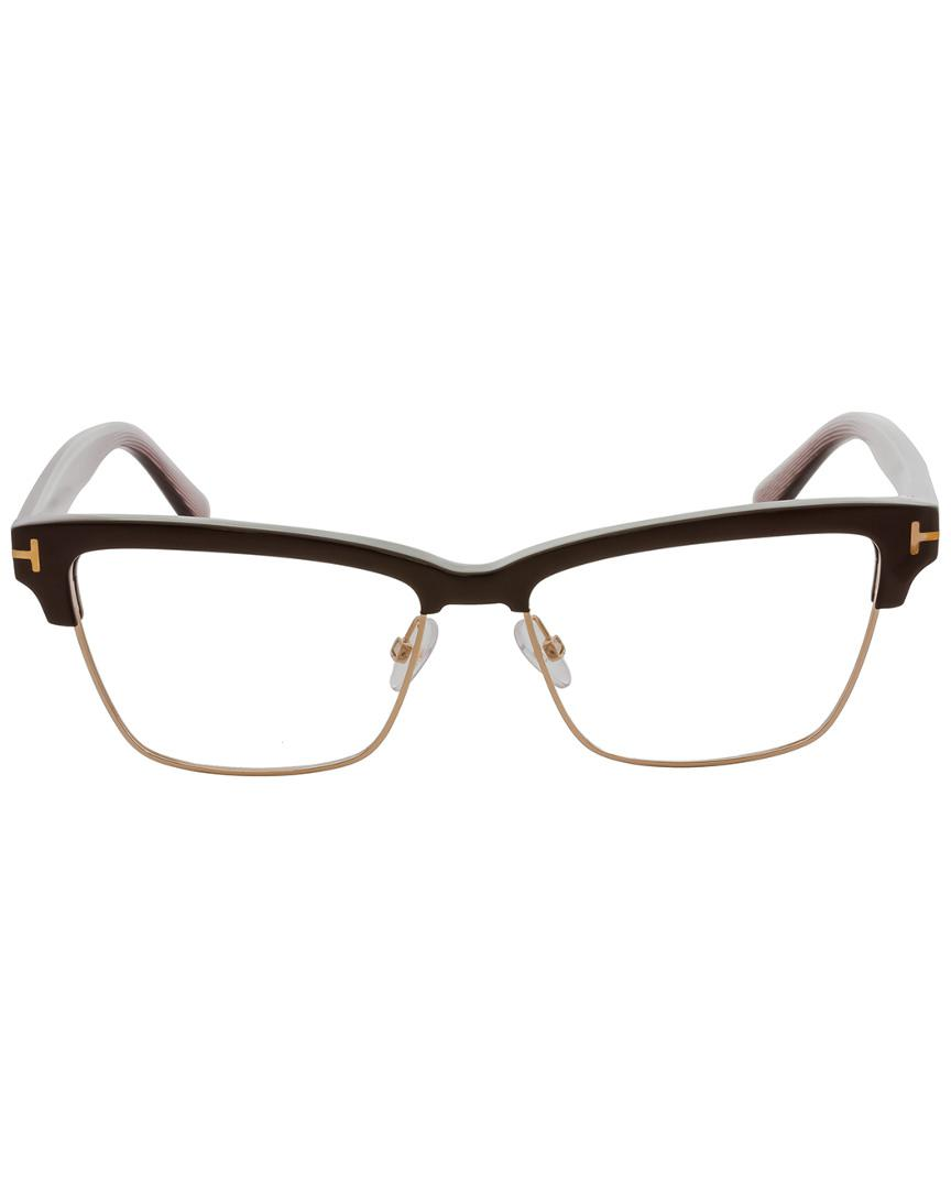 1bfd608e7d24 Lyst - Tom Ford Ft5364 Optical Frames in Brown - Save 1.0%