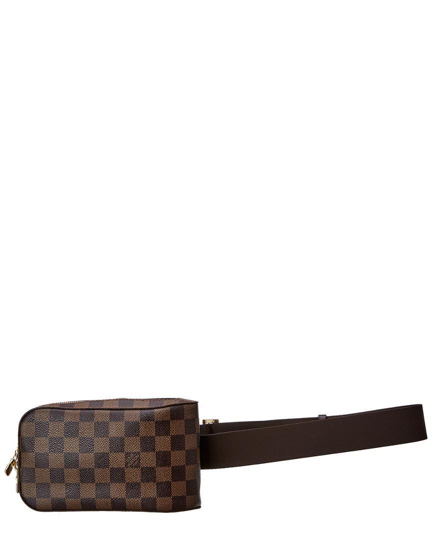Louis Vuitton Damier Ebene Canvas Geronimos - Save ... 3c81b488c25d7