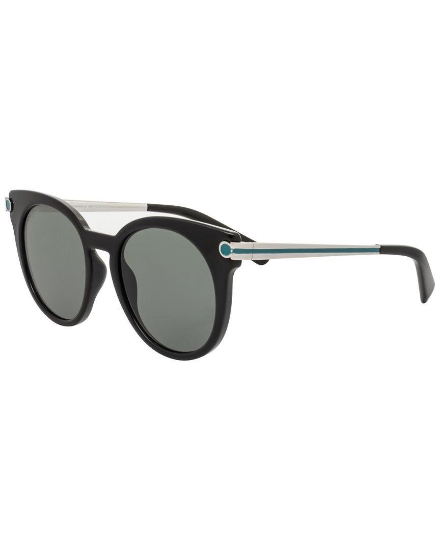 85e295c4a7 Lyst - Ferragamo Women s Sf831s 51mm Sunglasses in Black