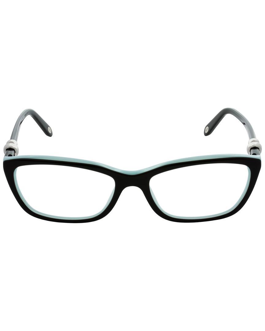 fed1b147d5a Lyst - Tiffany   Co. Women s Tf2074 54mm Optical Frames