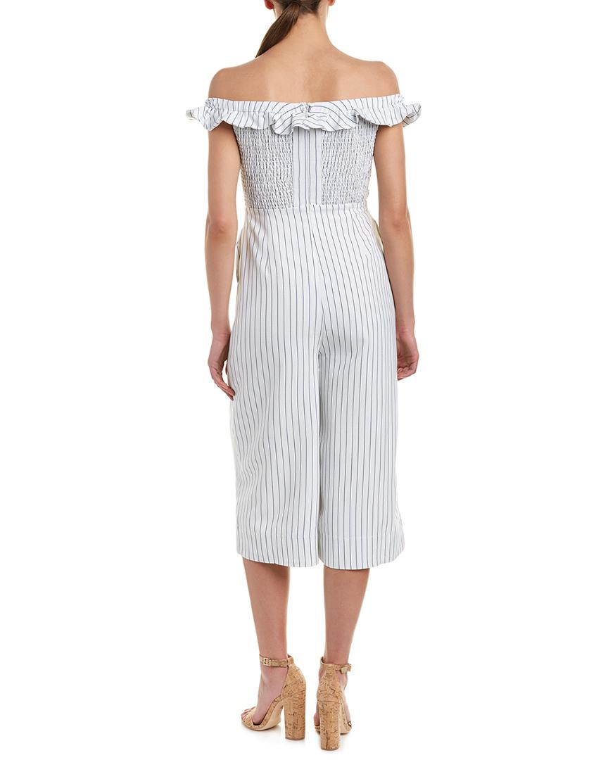 bb0db5a8dc0 https://www.lyst.com/clothing/english-factory-off-the-shoulder-jumpsuit ...