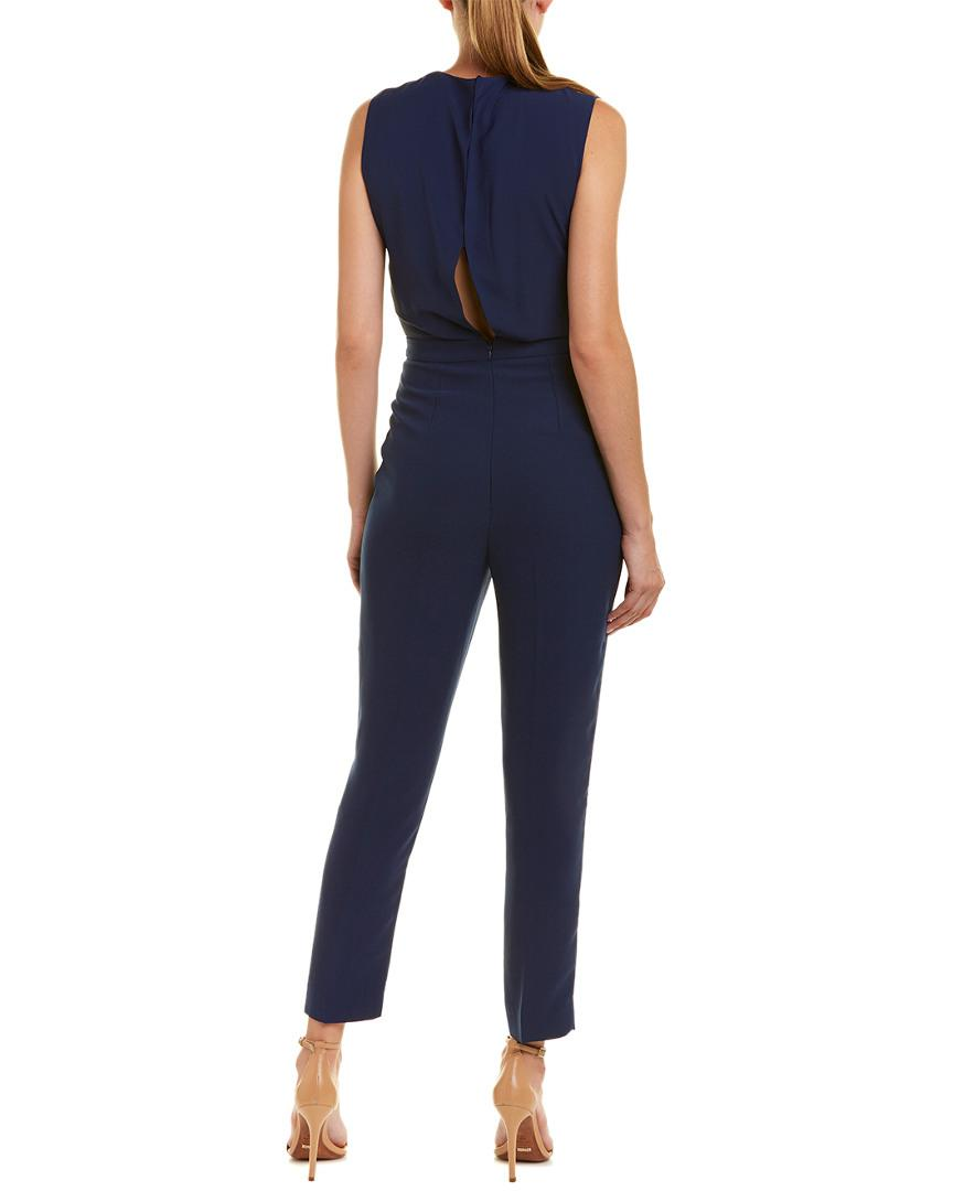 fbe715257f Reiss Leoni Jumpsuit in Blue - Save 43% - Lyst