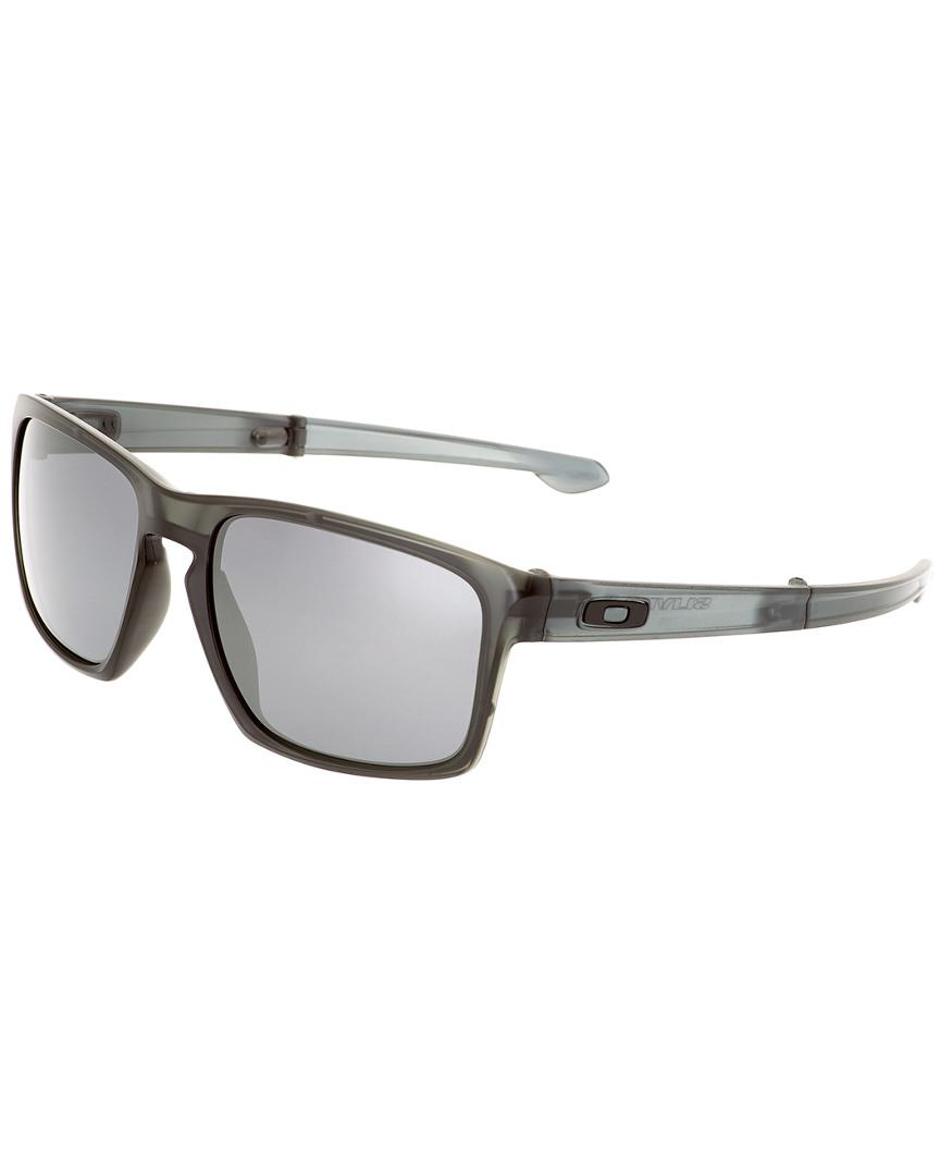 d21031df6d8 Lyst - Oakley Men s Sliver F 57mm Sunglasses for Men
