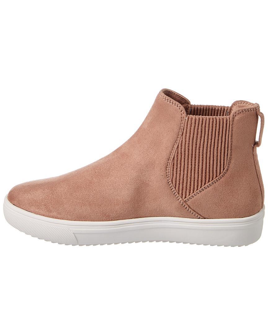 e408022d348 Lyst - Steven By Steve Madden Lanci Sneaker in Pink