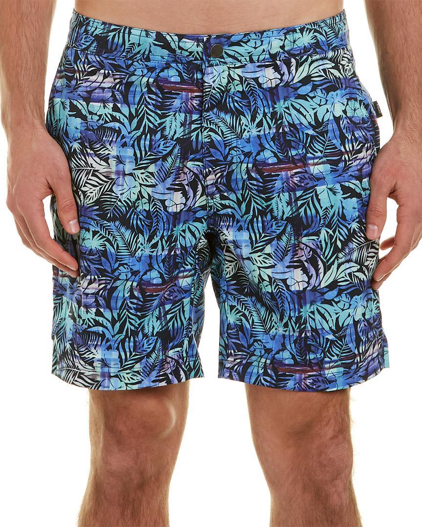 69b41de7ab Lyst - Onia Calder Swim Short in Blue for Men - Save 44%
