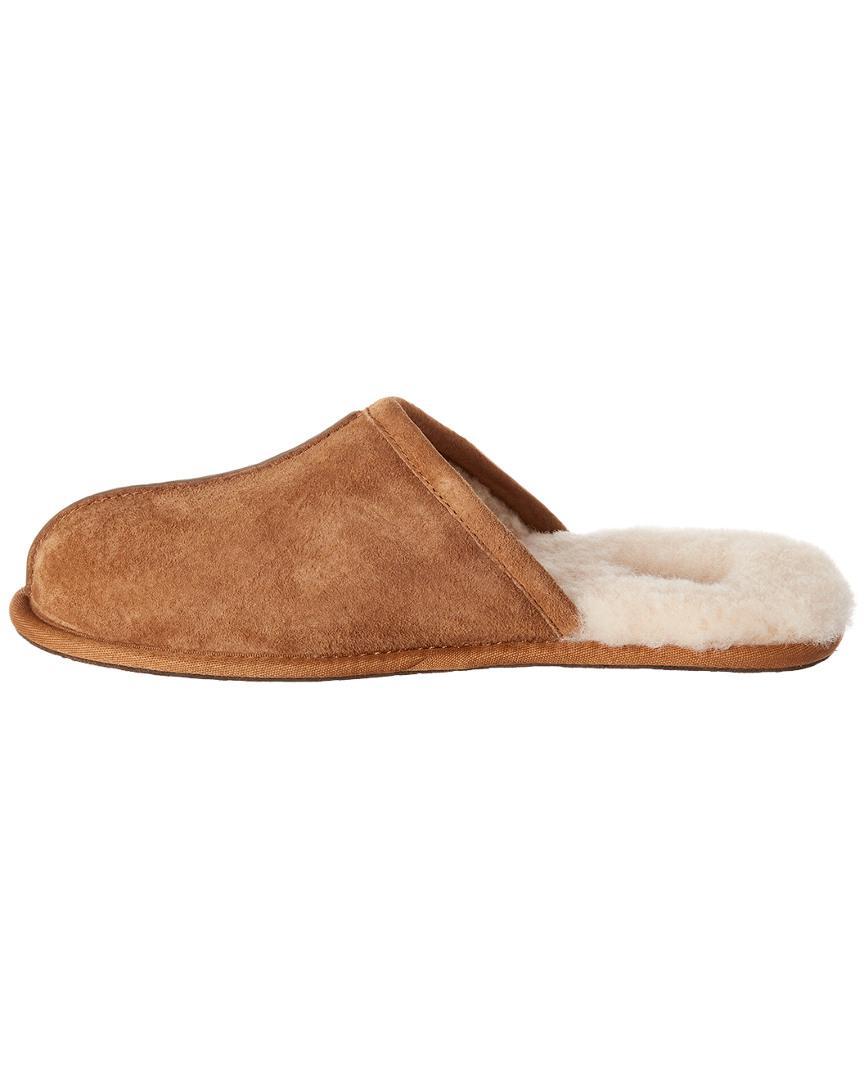 6da741a40e5f Lyst - UGG Men s Scuff Slippers in Brown for Men - Save 56%