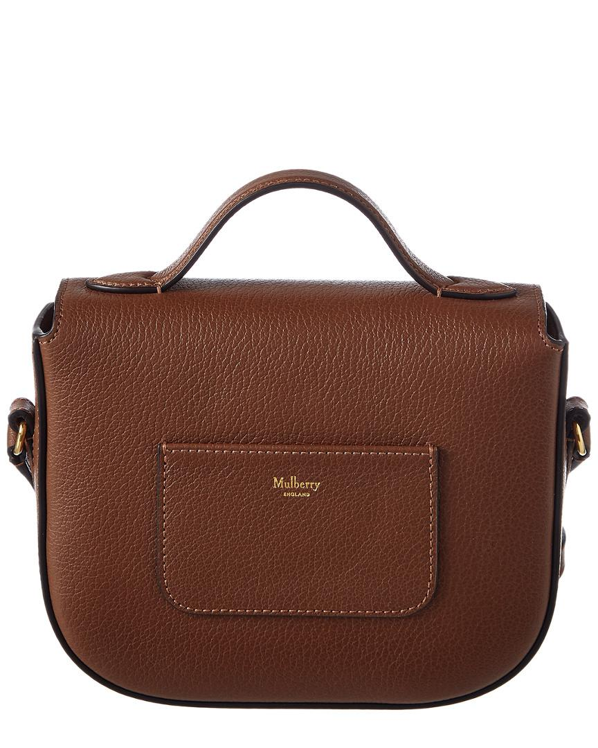 ce9930c995 Lyst - Mulberry Small Tenby Leather Crossbody in Brown