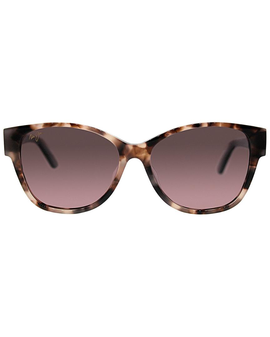 c7d721e562f4 Lyst - Maui Jim Summer Time 54mm Polarized Sunglasses in Brown