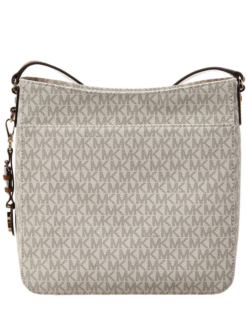 27844b82143e Lyst - Michael Kors Michael Kors Jet Set Travel Large Messenger Bag ...