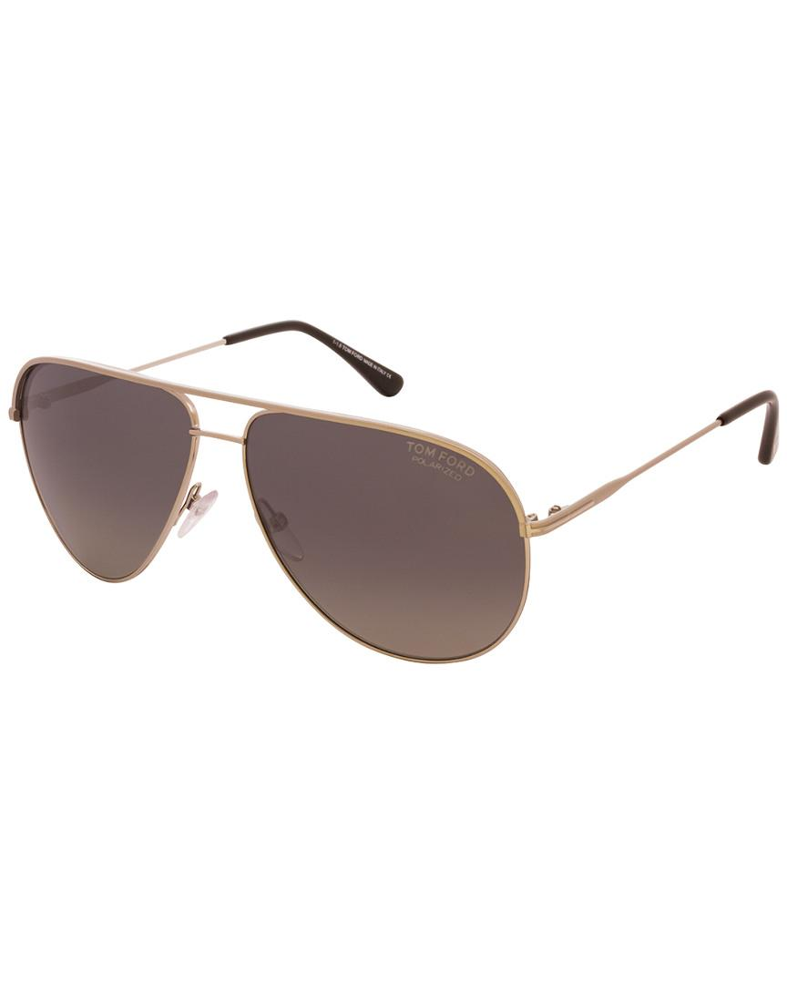 02614e493991a Tom Ford - Multicolor Erin 61mm Polarized Sunglasses for Men - Lyst. View  fullscreen