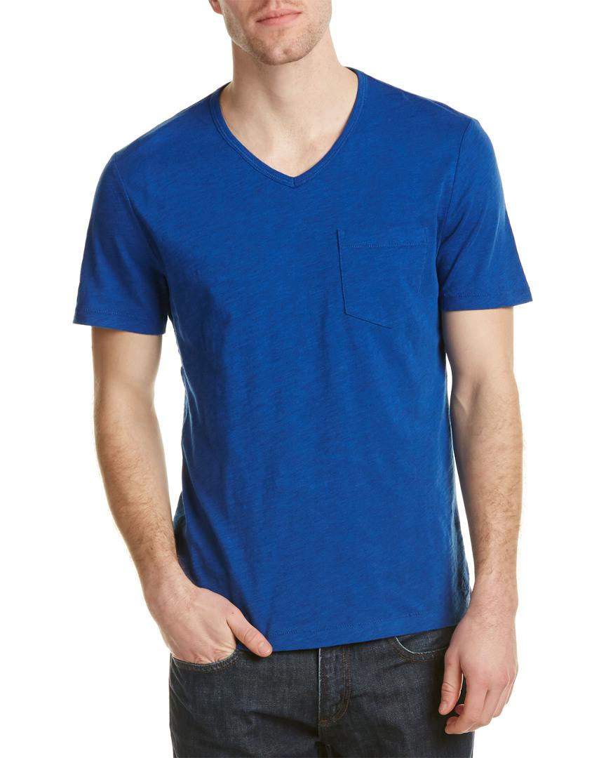 Original Penguin Bing T Shirt In Blue For Men Lyst