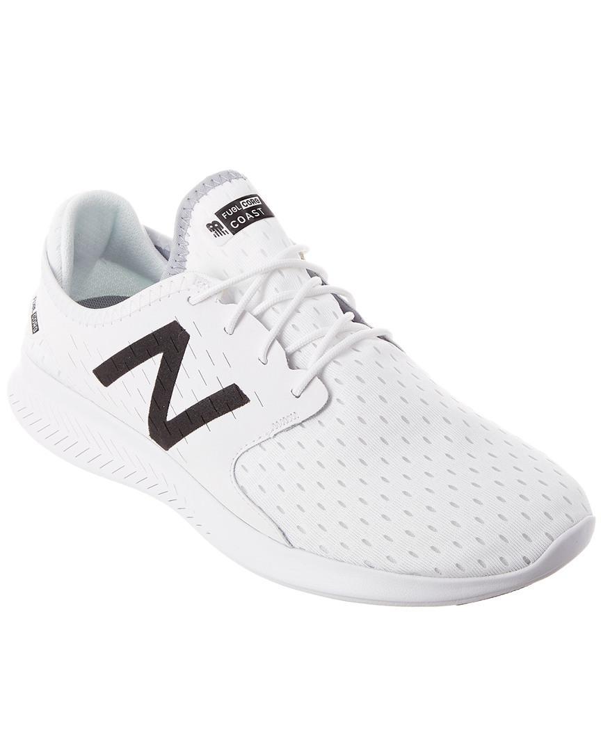 847cf0da3dde9 New Balance Men's Fuelcore Coast V3 Running Shoe in White for Men - Lyst
