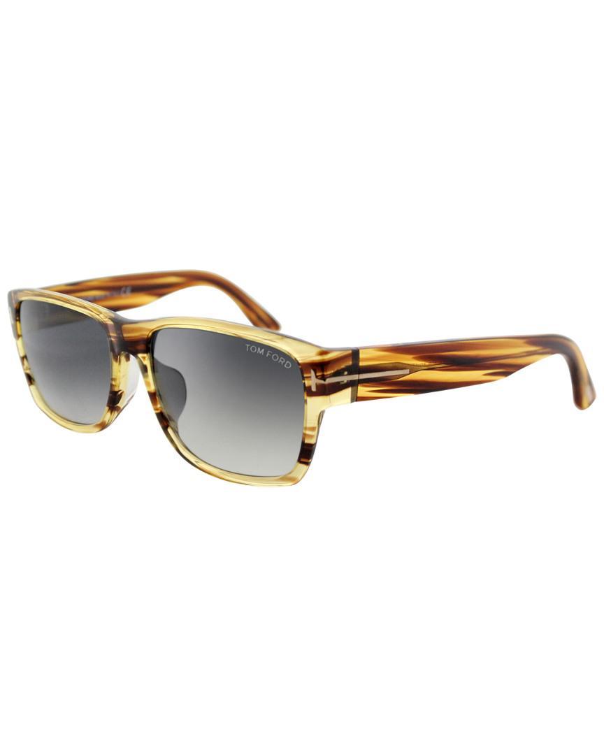b7b60219c92 Tom Ford - Multicolor Unisex Mason Sunglasses - Lyst. View fullscreen