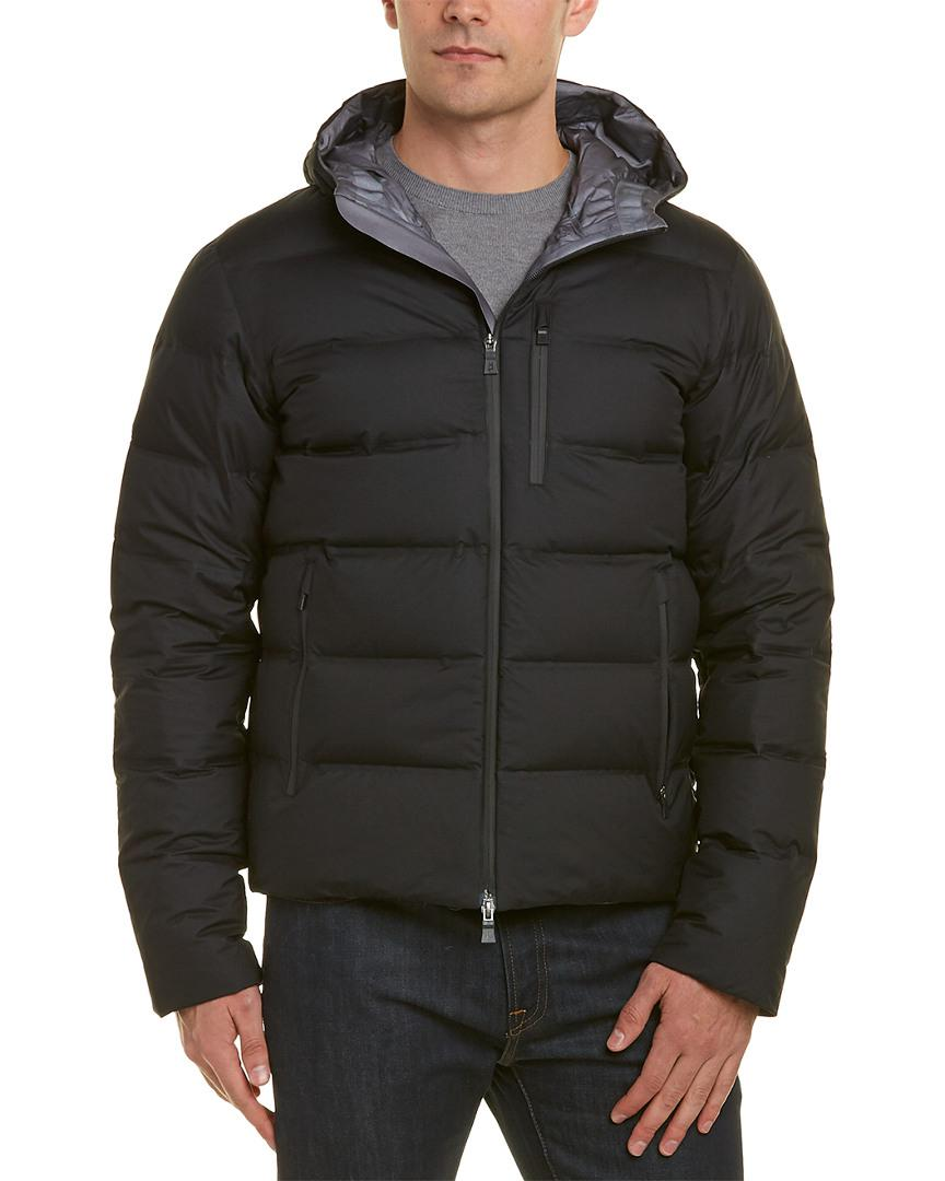 8820e4c99be5 Herno Puffer Jacket in Black for Men - Lyst