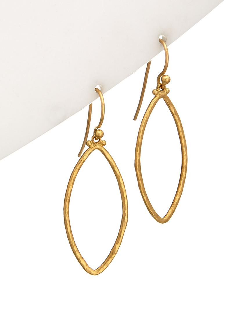 Gurhan Hoopla Rectangle Hoop Earring wXcVrS