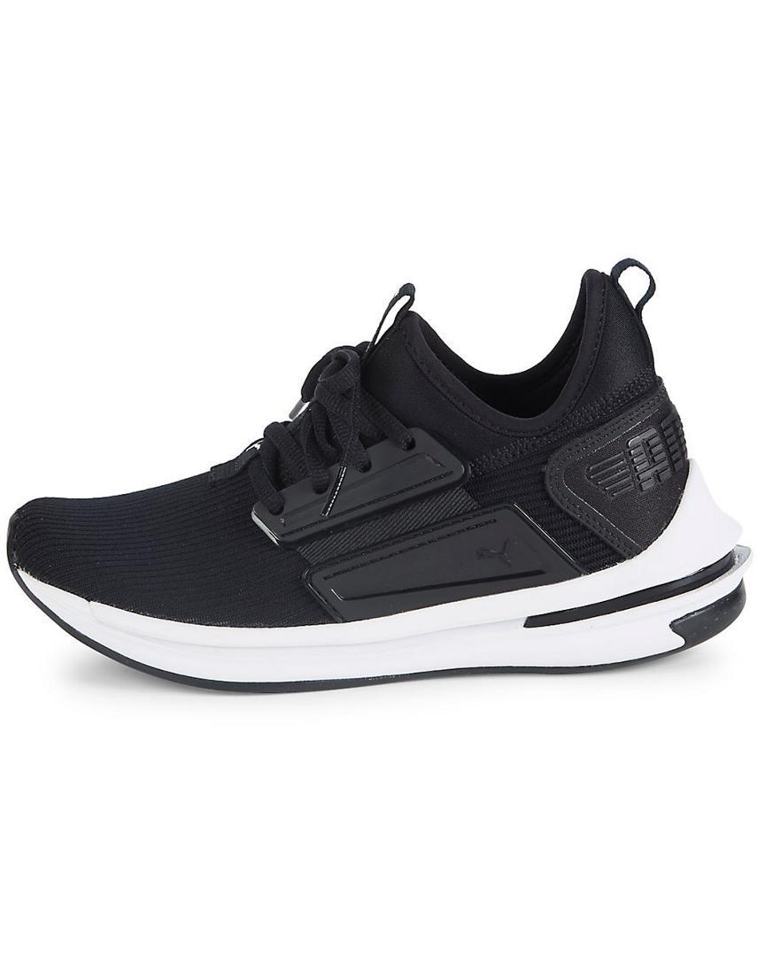... Lyst - Puma Ignite Limitless Sneaker in Black best price e4625 beddb ... ac8b3e0b8