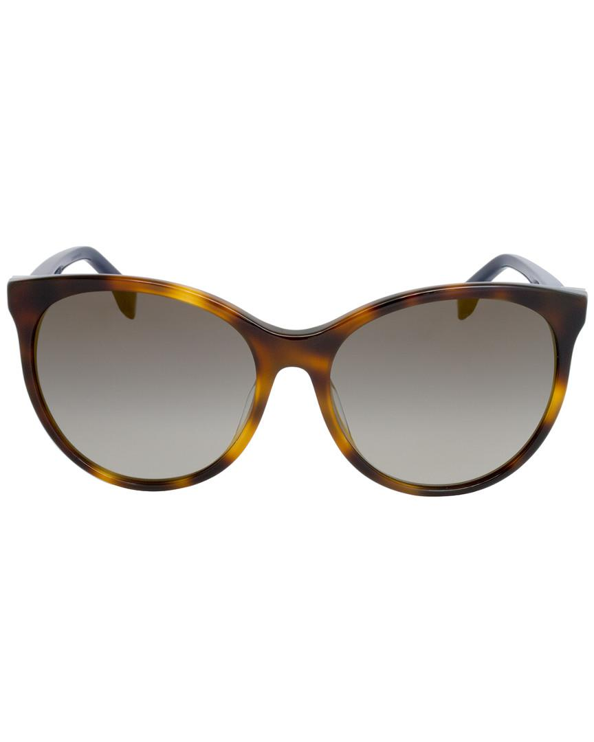 73de05529a4c0 Fendi Ff 0209 f s 57mm Sunglasses - Save 9.21052631578948% - Lyst
