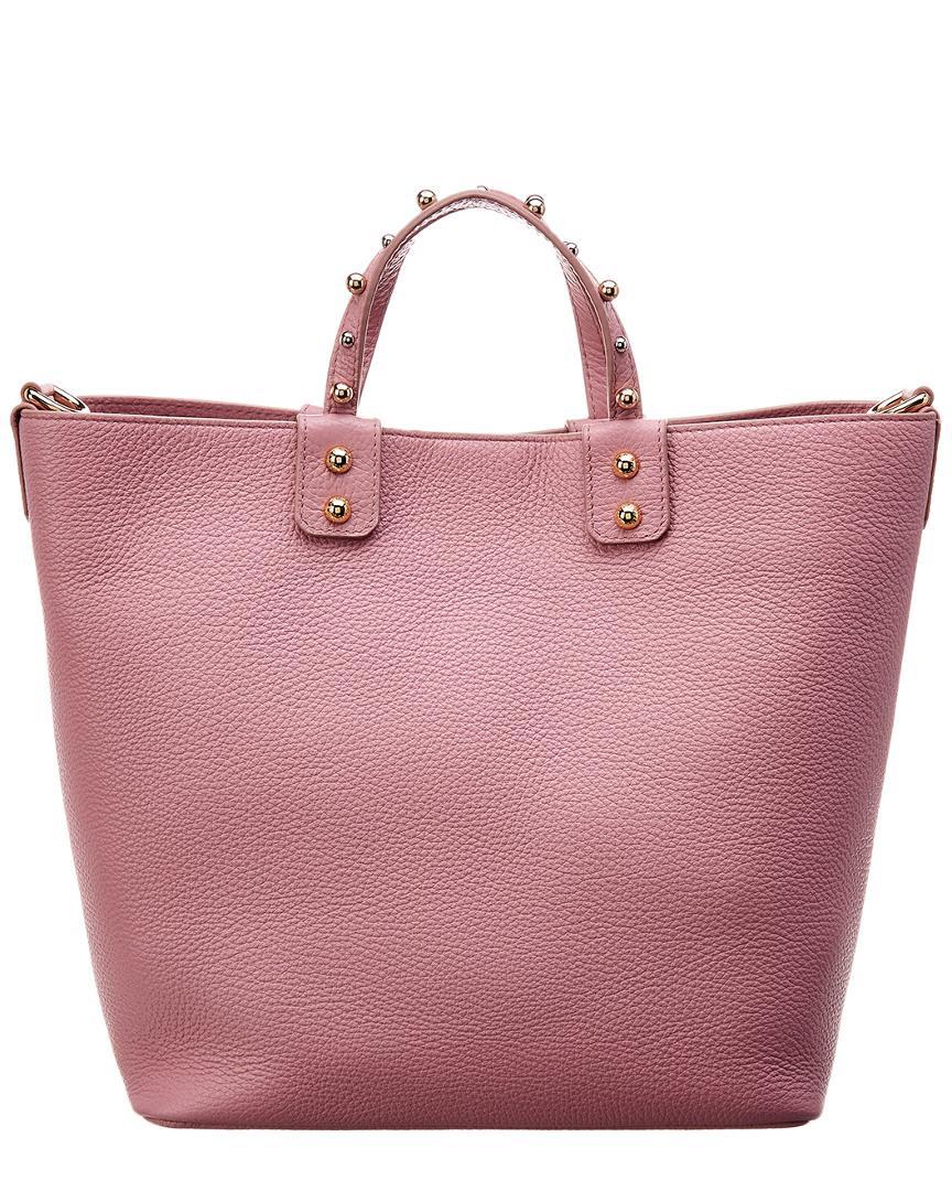 Lyst - Dolce   Gabbana Beatrice Love Small Leather Tote 932502a1e2
