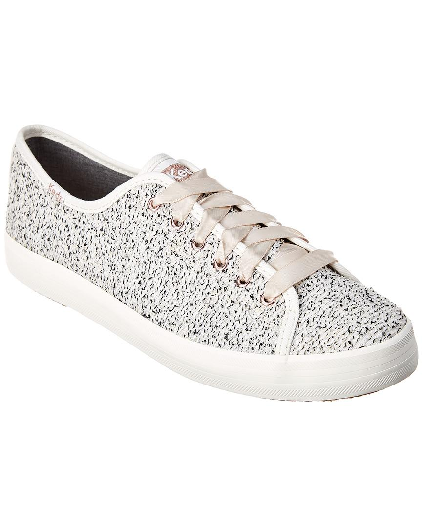 5bce914ddaf Lyst - Keds Kickstart Sneaker in White - Save 55%