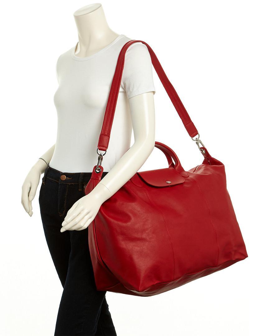 ba9c2e8bb60a Longchamp Travel Bag L | Building Materials Bargain Center
