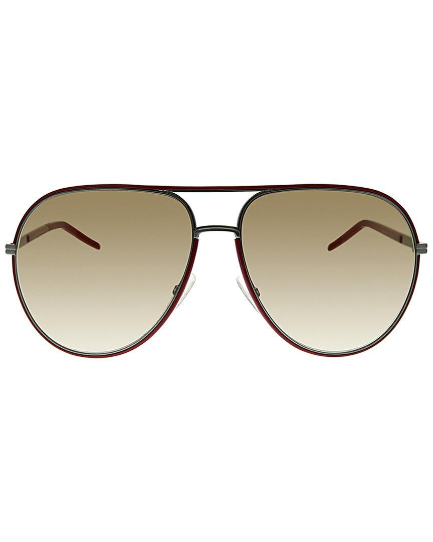 b9224586e5f Lyst - Dior Aviator 62mm Sunglasses for Men