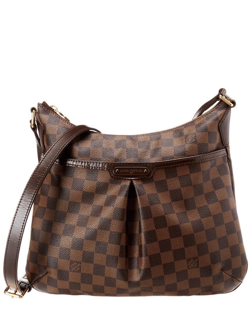 Louis Vuitton - Brown Damier Ebene Canvas Bloomsbury Pm - Lyst. View  fullscreen 7f1452706